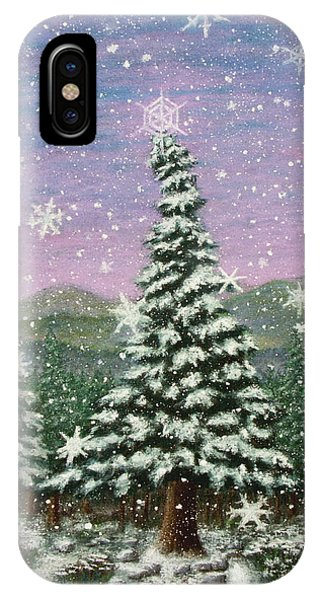 Winter's Eve 01 IPhone Case
