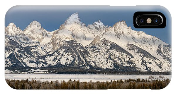 Winter's Majesty IPhone Case