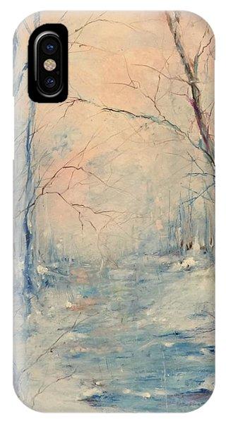Winter's Soul IPhone Case