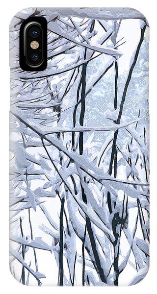 Wintertide IPhone Case