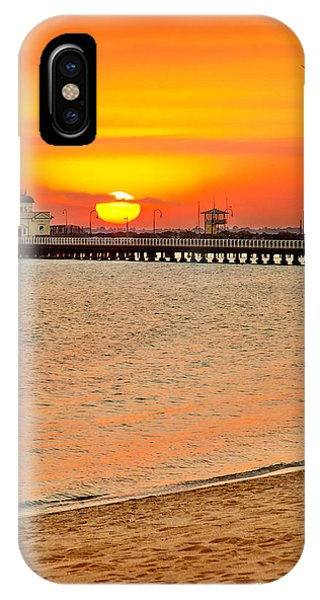 Victoria iPhone Case - Wish You Were Here by Az Jackson