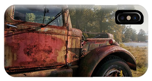 Truck iPhone Case - Wishful Thinking by Jerry LoFaro