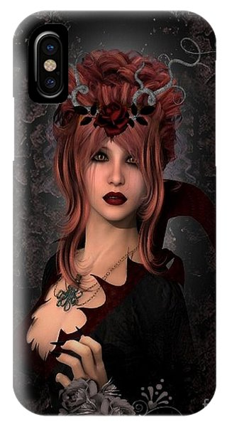Witch Beauty IPhone Case