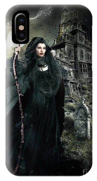 iPhone Case - Witch Hunt by Shanina Conway