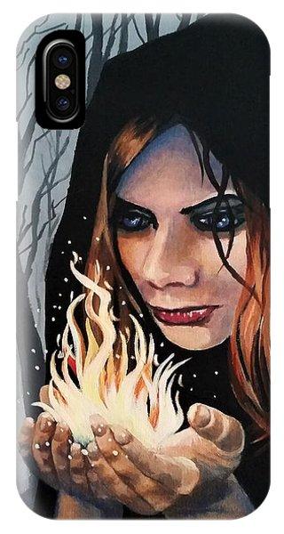 Witchery IPhone Case
