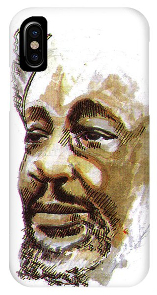 Wole Soyinka IPhone Case