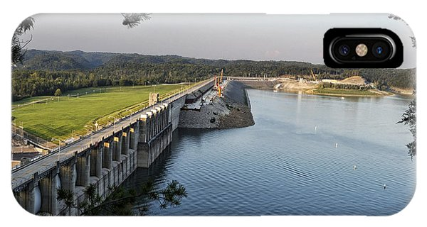 Wolf Creek Dam IPhone Case