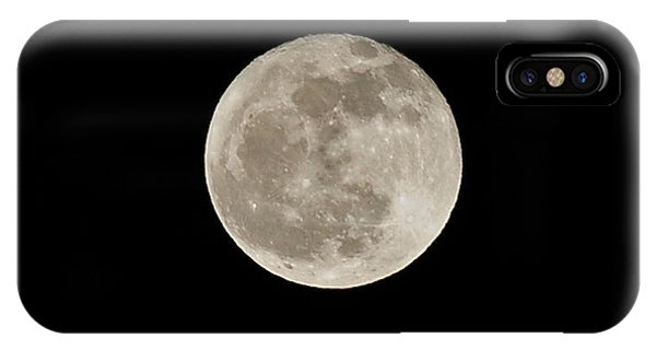 Wolf Moon IPhone Case
