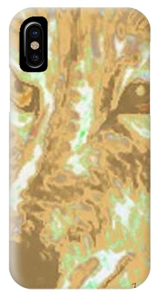 Wolf IPhone Case