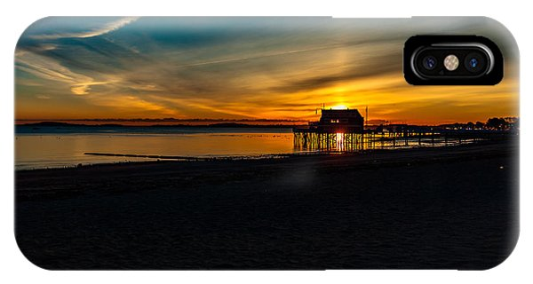 Wollaston Beach Sunrise 3 IPhone Case