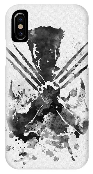 Film iPhone Case - Wolverine by My Inspiration