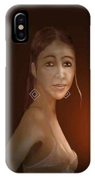Woman 10 IPhone Case