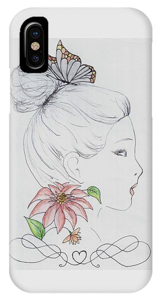Woman Design - 2016 IPhone Case