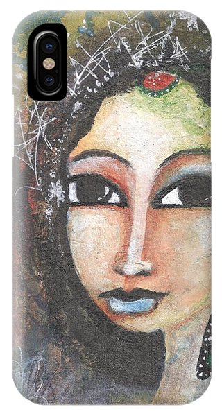 Woman - Indian IPhone Case