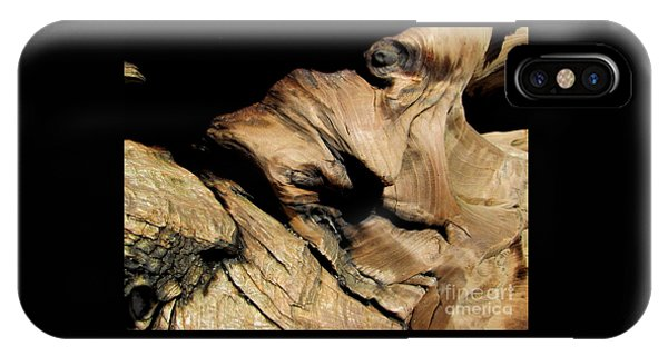 Old Woman Of The Woods IPhone Case