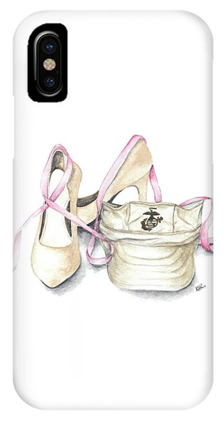 Donation iPhone Case - Woman Strong by Katrina Ryan