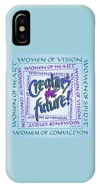 Women Of Vision IPhone Case