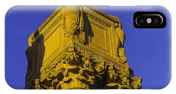 Wonderful Palace Of Fine Arts IPhone Case