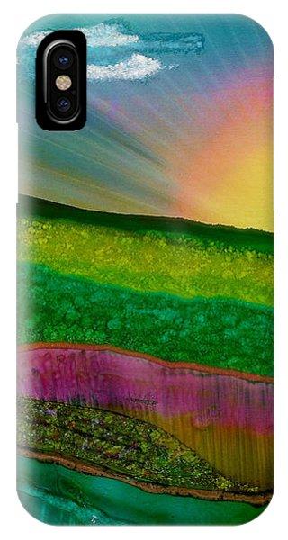 Wonderland Of Salad Days IPhone Case