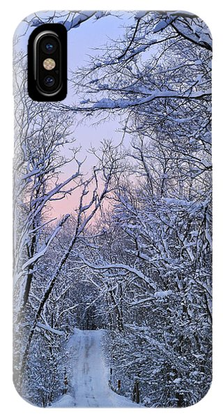 Wonderland Road IPhone Case