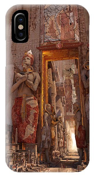Wonders Door To The Luxor IPhone Case