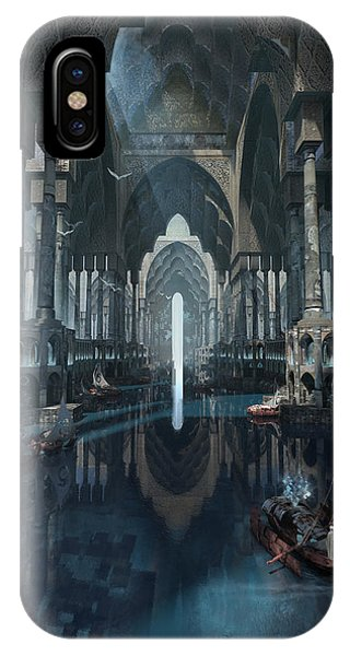 Wonders The Canal Of Isfahan IPhone Case