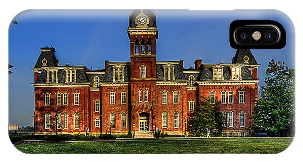 Woodburn Hall In Morning IPhone Case