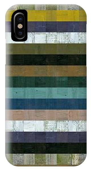 Wooden Abstract Xl IPhone Case