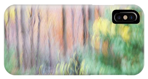 Woodland Hues 2 IPhone Case