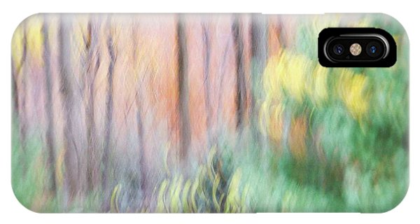 Woodland Hues 2 IPhone Case