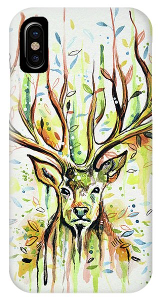 Woodland Magic IPhone Case