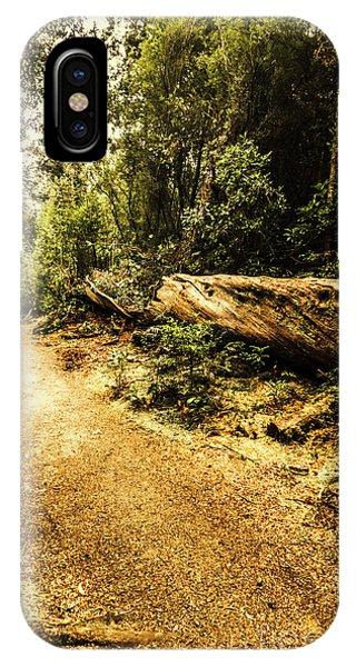 Greenery iPhone Case - Woodland Nature Walk by Jorgo Photography - Wall Art Gallery