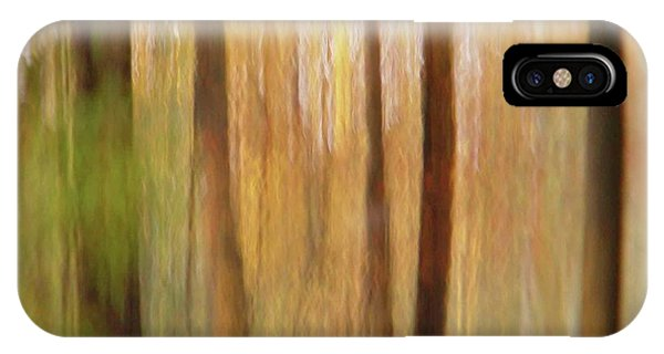 Woodsy IPhone Case