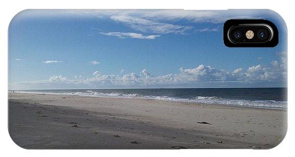Woorim Beach IPhone Case