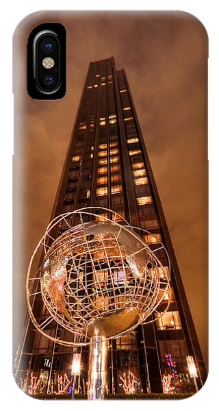 Tower iPhone Case - World For Rent by Evelina Kremsdorf