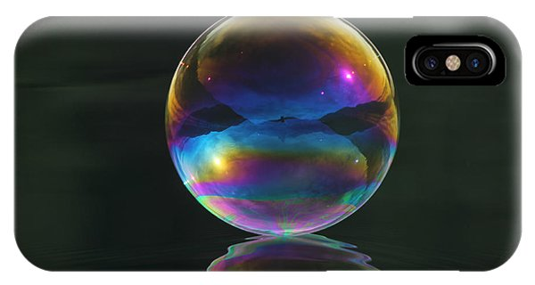 World Of Refraction IPhone Case