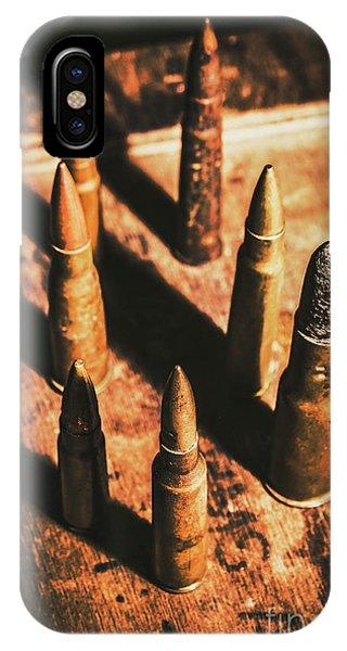 World War II Ammunition IPhone Case