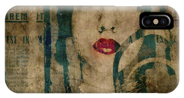 Layer iPhone Case - World Without Love  by Paul Lovering