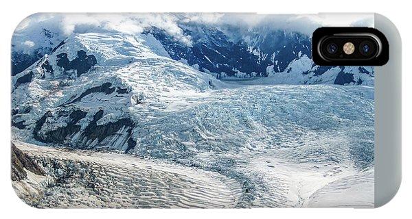 Wrangell Alaska Glacier IPhone Case