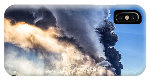 Wrath Of Nature IPhone Case