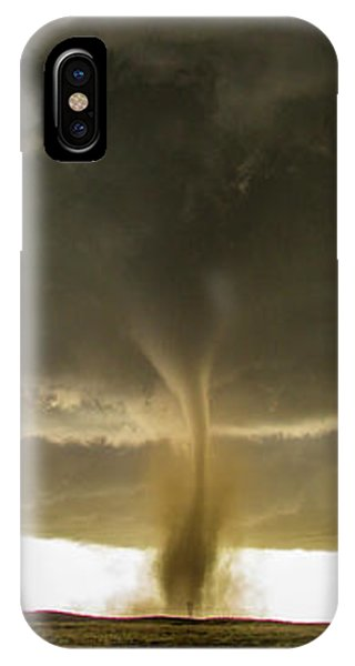 Wray Colorado Tornado 060 IPhone Case