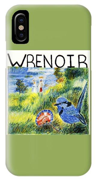 Wrenoir IPhone Case