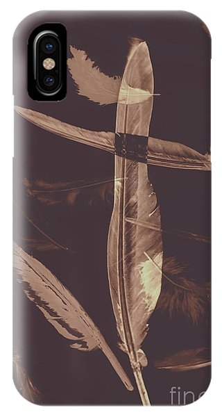 Writers Guild Abstract IPhone Case