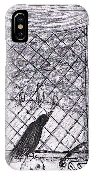 Writer's Veiw IPhone Case