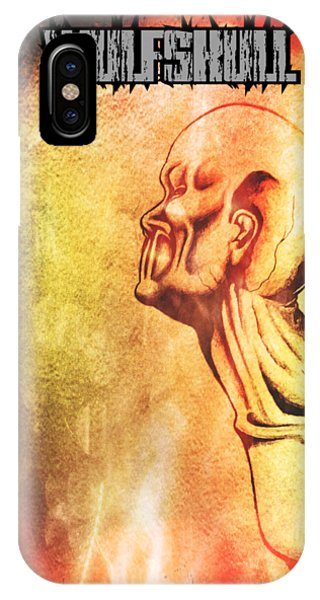 Wulfskull #2 IPhone Case