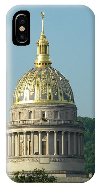 West Virginia State Capital Building  IPhone Case