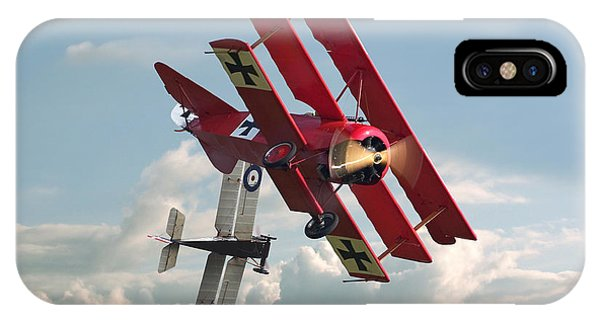 Ww1 - Combat - One On One IPhone Case