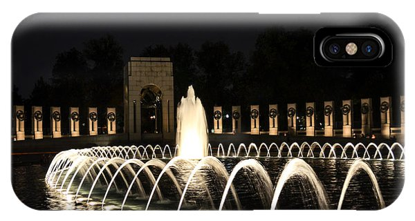 Wwii Memorial IPhone Case