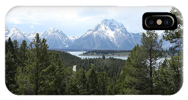 Wyoming 6490 IPhone Case