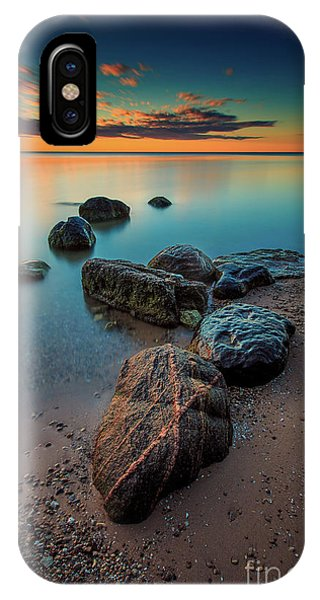 'x' Marks Serenity IPhone Case